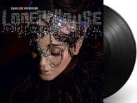 CAROLINE HENDERSON Lonely House Vinyl Record LP Copenhagen 2013